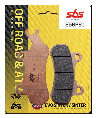 ATV and UTV brake pads - SBS high quality