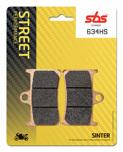 Motorcycle street brake pads compounds for all models