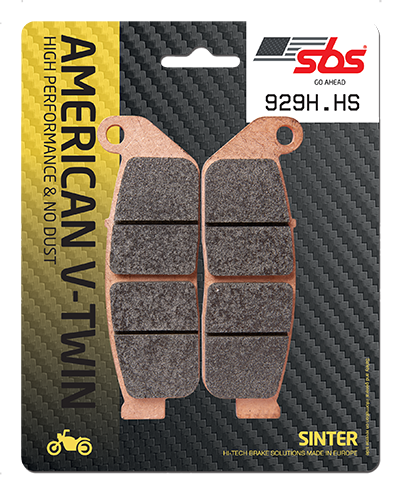 American brake pads for Harley Davidson and Buell