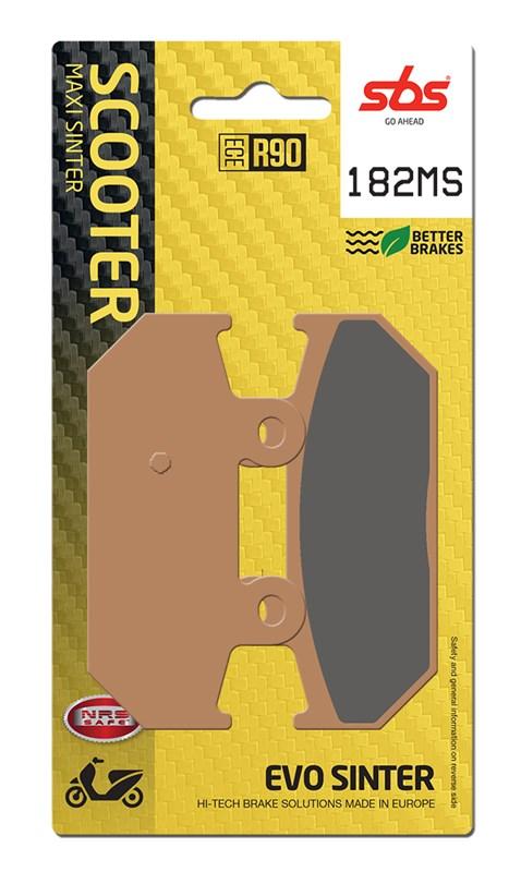 SBS 182MS Brake Pad
