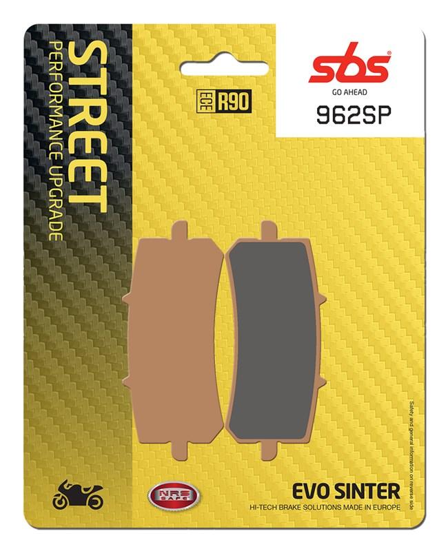SBS brake pads - brake discs - clutch kits for MC